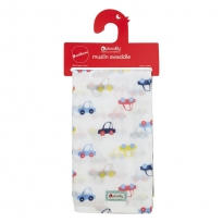 Piccalilly Car Muslin Swaddle