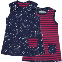 Piccalilly Galaxy Reversible Dress