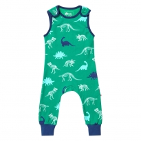 Piccalilly Dinosaur Dungarees