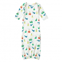 Piccalilly Magic Dragon Nightgown