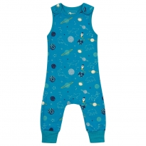 Piccalilly Space Dungarees