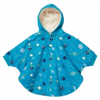 Piccalilly Space Poncho
