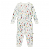 Piccalilly Winter Wonderland Onesie