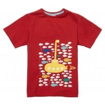 Piccalilly Yellow Submarine Tee-shirt