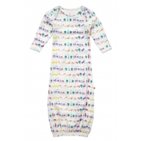 Piccalilly Farm Train Nightgown