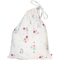 Piccalilly Floral Fitted Cot Bed Sheet