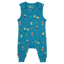 Piccalilly Rocket Dungarees
