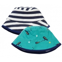 Piccalilly Submarine Reversible Sun Hat