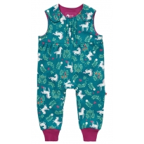 Piccalilly Unicorn Dungarees