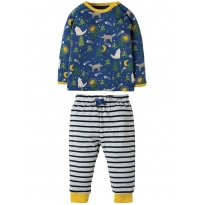 Frugi Moonlit Night Stargaze PJs