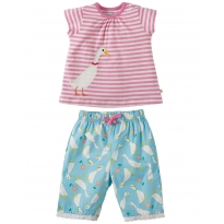 Frugi Ducky Dash Little PJs