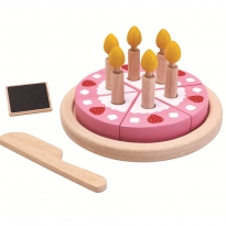 Plan Toys Birthday Cake Set
