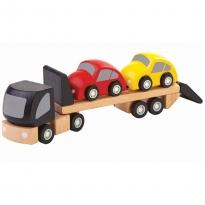 Plan Toys Car transporter