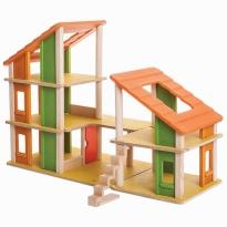 Plan Toys Chalet Dolls' House