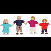 Plan Toys Dolls House Family