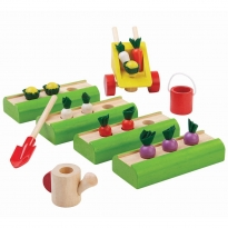 Plan Toys Dolls House Vegetable Garden