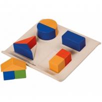 Plan Toys Fractions Fun