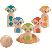 Plan Toys Meerkat Bowling