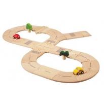 Plan Toys Road System Standard PlanWorld