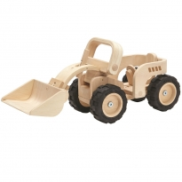 Plan Toys Special Edition Bulldozer