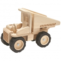 Plan Toys Special Edition Natural Dump Truck