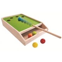 Plan Toys Ball Shoot Board Game