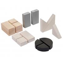 Plan Toys Fraction Blocks