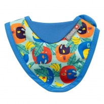 Pop-in Cwtch Elephant Stage 1 Bib