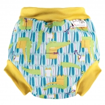 Pop-in Swim Nappy Crocodile