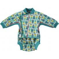 Pop-In Baby Cosy Suit Rockets
