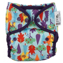 Pop-in Popper Hydref Elephant Nappy