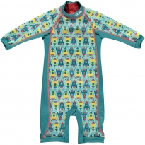 Pop-In Toddler Snug Suit Rockets