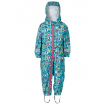 Frugi Bloom Puddle Buster Suit