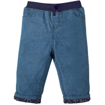 Frugi Chambray Comfy Lined Jeans