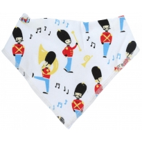 Piccalilly Marching Band Bandana Bib