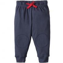 Frugi Navy Kneepatch Crawlers