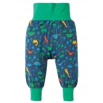 Frugi Jurassic Jungle Parsnip Pants