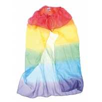 Sarah Silks Rainbow Cape