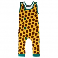 Raspberry Republic Frog Belly Dungarees