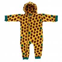 Raspberry Republic Frog Belly Onesie