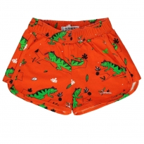 Raspberry Republic Ignacio The Iguana Shorts