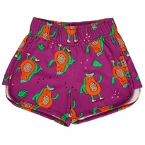 Raspberry Republic Papaya Power Shorts