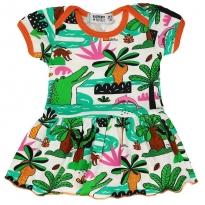 Raspberry Republic Amazing Amazonia SS Body Skirt