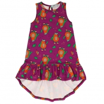 Raspberry Republic Papaya Power Dress