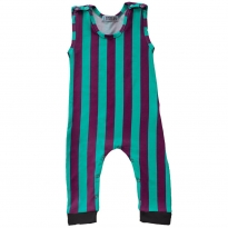 Raspberry Republic Stripetastic Dungarees