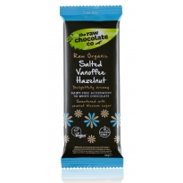 Salted Vanoffee® Hazelnut 44g Bar - Raw Chocolate Company