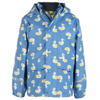 Frugi Ducks Puddle Buster Coat
