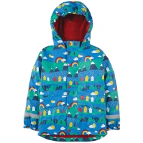 Frugi Alpine Town Puddle Buster Coat