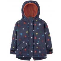 Frugi Northern Stars Explorer Waterproof Coat