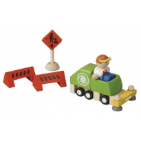 Plan Toys Street Cleaner Set PlanWorld